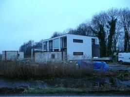 Tweede villa vinkeveen bijna gereed